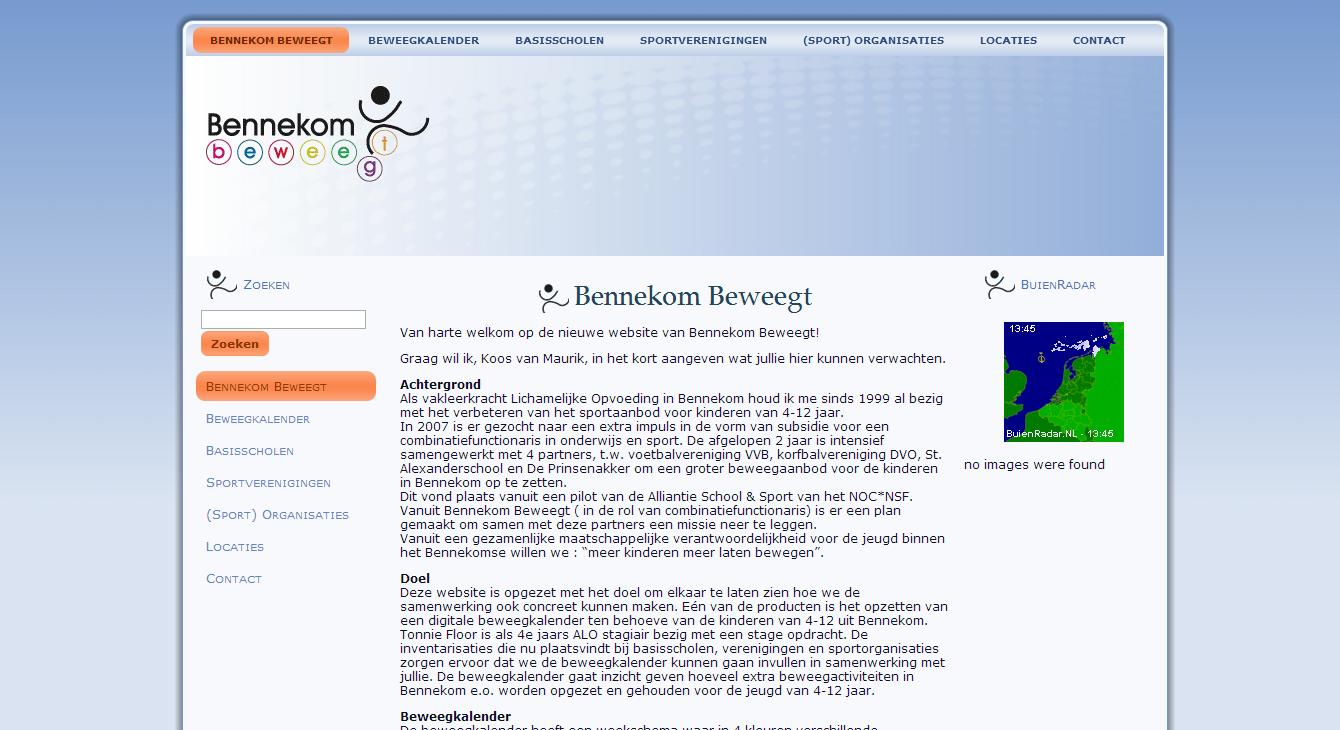 bennekombeweegt-nl