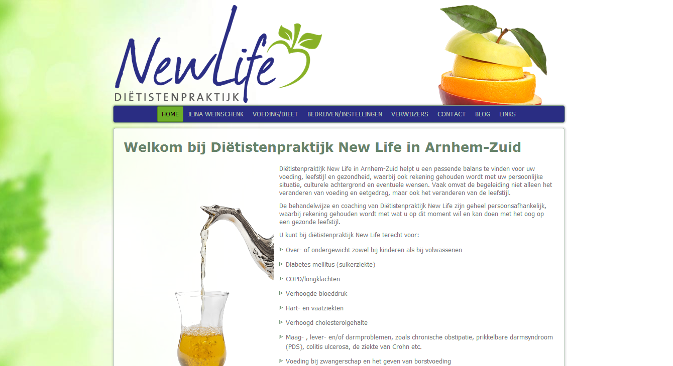 dietistenpraktijknewlife-nl